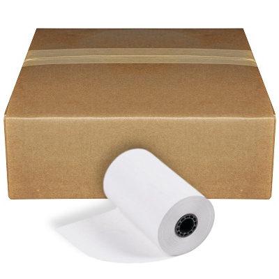 2 1 4 X 50 Thermal Credit Card Receipt Paper Rolls 50 Box Bpa Free