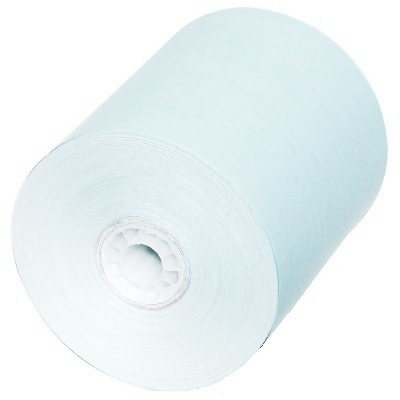 Paperrolls N More 3 X 150 39 Blue Bond Paper Rolls 50 Box