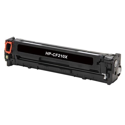 2x Premium CF210X 131X Black Toner Cartridge For HP Laserjet Pro200 M251n M276n
