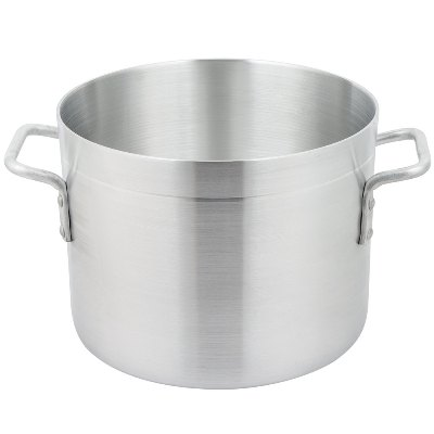 10 Quart Standard Weight Aluminum Stock Pot Aluminum Stock Pot, stock pot
