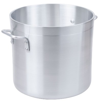12 Quart Heavy Weight Aluminum Stock Pot Aluminum Stock Pot, stock pot