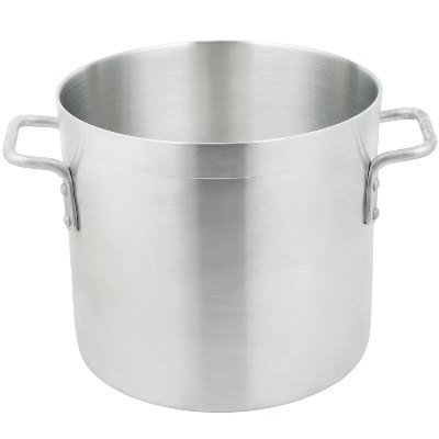 12 Quart Standard Weight Aluminum Stock Pot Aluminum Stock Pot, stock pot