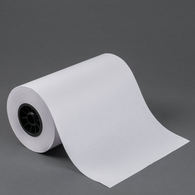 12 x 700 40# White Butcher Paper on Roll Butcher Paper
