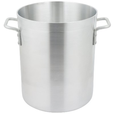 16 Quart Standard Weight Aluminum Stock Pot Aluminum Stock Pot, stock pot