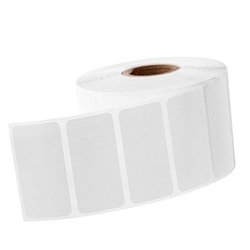 "2.3"" x 1"" Direct Thermal Labels, 1.5"" Core, 12 Rolls/Case 2.3"" x 1"" Direct Thermal"