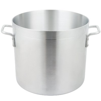 20 Quart Standard Weight Aluminum Stock Pot Aluminum Stock Pot, stock pot