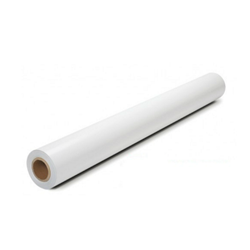 "30"" x 125 4mil Double Matte Inkjet Film(Mylar) 1 Roll, Untaped 30 x 125, 4mil plotter paper, double matte"