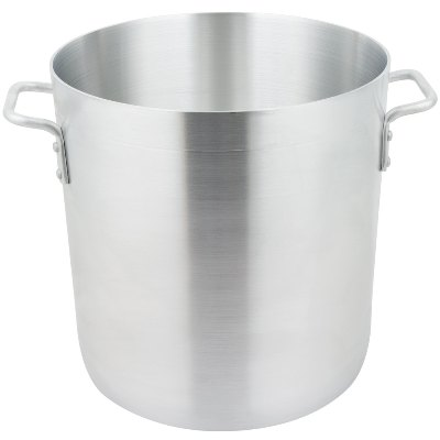 24 Quart Standard Weight Aluminum Stock Pot Aluminum Stock Pot, stock pot