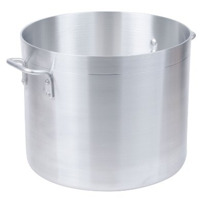 32 Quart Standard Weight Aluminum Stock Pot Aluminum Stock Pot, stock pot