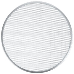 "Aluminum Pizza Screen, 8"" - 14"" Sizes Available Aluminum Pizza Screen, Pizza Screen"