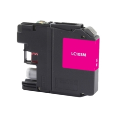 Brother LC103M Magenta Inkjet Cartridge - Compatible Brother LC103M, LC103M