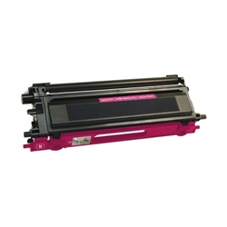 Brother TN-115M Magenta Toner Cartridge - Compatible Brother TN-115M, TN-115M