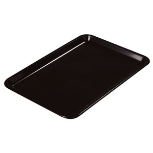 "Check Holder and Tip Tray, Black, 6 1/2"" x 4 1/2"" tip tray, check presenter, guest check holder"