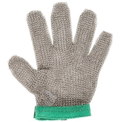 Cut Resistant Stainless Steel Mesh Glove, 5 Sizes Available Cut Resistant Gloves, steel gloves