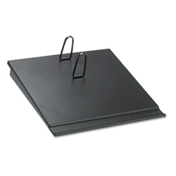 "Desk Calendar Base, Black, 3 1/2"" x 6"" Desk Calendar"