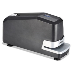 Electric Stapler with Anti-Jam Mechanism - 25-Sheet Capacity - Black Electric Stapler