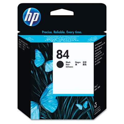 HP 84 - Printhead - Black (C5019A) HP 84, DESIGNJET 130 ink, C5019A