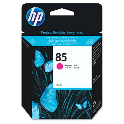 HP 85 - Ink Cartridge - Magenta 28ml (C9426A) HP 85, DESIGNJET 130 ink, C9426A