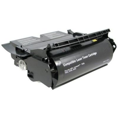 Lexmark T520/T522 Black Toner Cartridge (12A6735) - Compatible Lexmark T520, 12A6735 INK