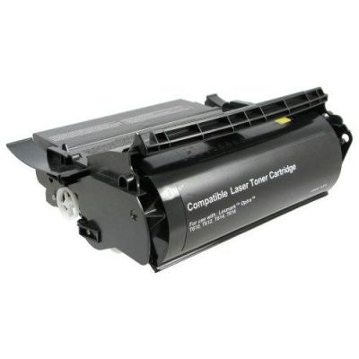 Lexmark T610/T612/T614/T616 Black Toner Cartridge (12A5745) - Compatible Lexmark T610, 12A5745 INK