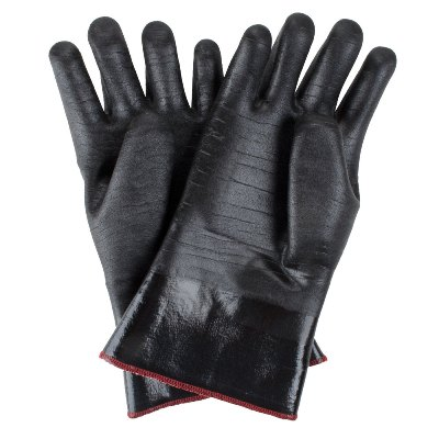 "Neoprene Gloves, 12"" Length Oven Mitts, Neoprene Gloves"