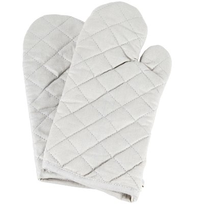 Silicone Cloth Oven Mitts, 3 Sizes Available Oven Mitts, Silicone Oven Mitts