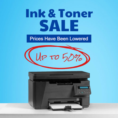 Ink & Toner Coupon
