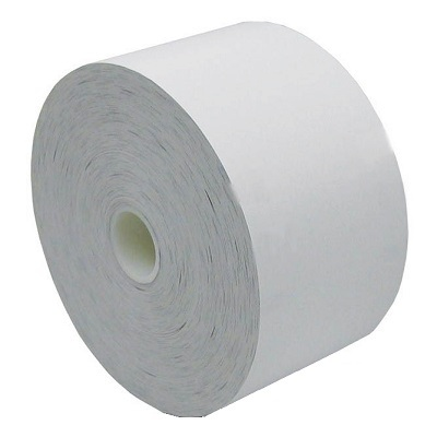 """55 GSM PAPER 3 1//8/"""" X 815/' HEAVY WEIGHT THERMAL ATM RECEIPT PAPER BPA FREE"""