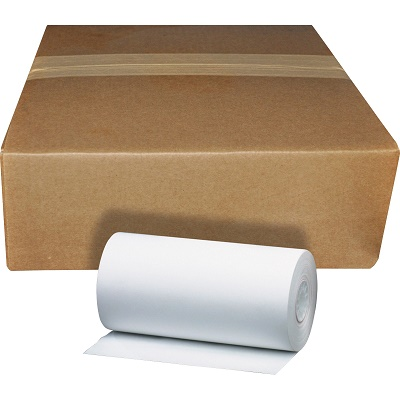 "4 9/32"" x 115' Thermal Paper Rolls"