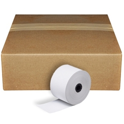 "44mm(1 3/4"") x 150 1-Ply Bond Paper 100/box 44mm cash register rolls,44mm cash register paper,44 mm register tape"