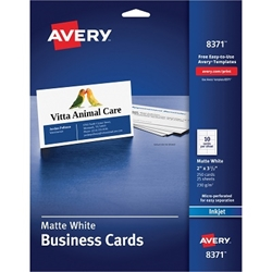 Business Cards Tent Cards