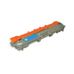 Brother TN-225C Cyan Toner Cartridge, High Yield, Compatible Brother TN-225C, TN-225C