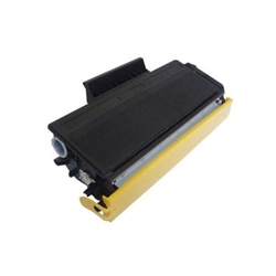 Brother TN-580 Black Toner Cartridge - Compatible Brother TN-580, TN-580