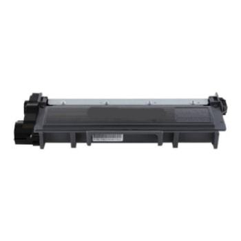 Brother TN660 Black Toner Cartridge, 2.6K High Yield, Compatible