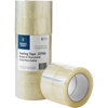 "Business Source Heavy-Duty Packaging Tape, 3"" Core, 6/Pack shipping tape, packaging tape, heavy duty packing tape"