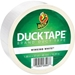 "Duck Brand Color Duct Tape, 1.88"" x 60', 6 Colors Available - MTDT18860B"