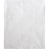 Genuine Joe Embossed 1 Ply Lunch Napkins, 1/4 Fold, 400/Box 1/4 fold napkins, 1 ply napkins