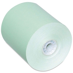"Green Thermal Paper Rolls 3-1/8"" x 220, BPA Free, 10 Rolls  3 1 8 x 220 green thermal paper, 3 1 8 x 220 green thermal receipt paper rolls, 3 1 8 green thermal paper, thermal paper rolls 3 1 8, thermal receipt paper 3 1 8, 3 1 8 inch thermal paper rolls"