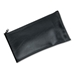 MMF Zipper Top Wallet Bag, Black Vinyl - MCMTWB1