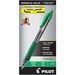Pilot G2 Retractable Gel Ink Rollerball Pens, Green, 12/Pack - MMPG2R12G